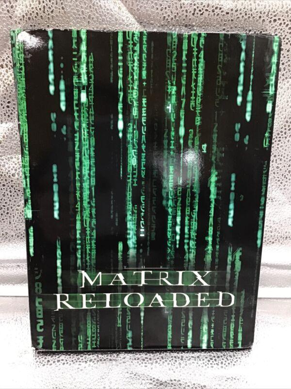 Matrix Reloaded Movie Press Release Kit 2003 Warner Bros.