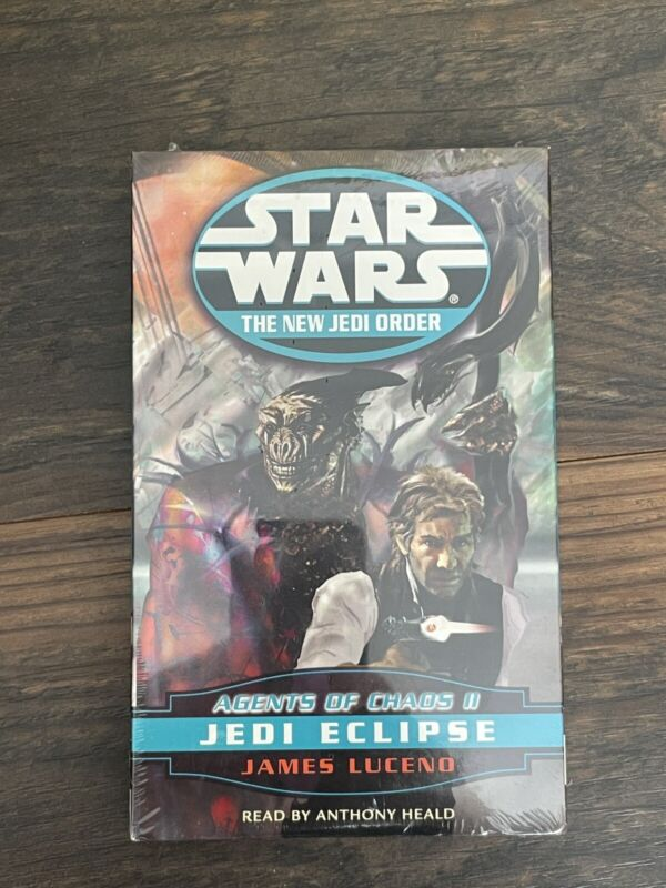 Star Wars: The New Jedi Order: Jedi Eclipse by James Luceno - Audio Tapes