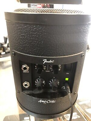 FENDER AMP CAN PORTABLE GUITAR VOCAL AMPLIFIER
