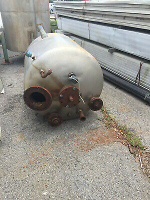 Stainless Steel Tank Approx. 315 Gallon Capacity Good Condition