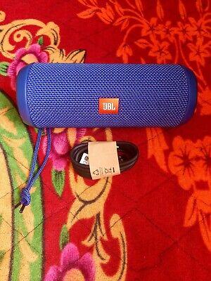 JBL Flip 3 Wireless Bluetooth Portable Travel Stereo Speaker Blue.