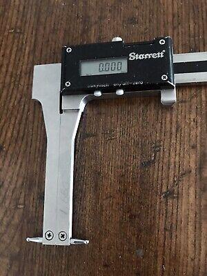 Starrett Digital Caliper 5006bz-14350