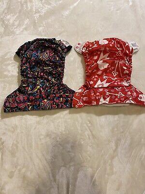 BumGenius Elemental Cloth Diaper Lot of 2