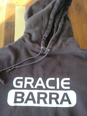 GRACIE BARRA OG HOODY NWOT