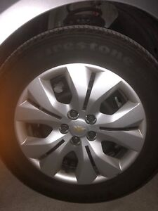Cruze 2016 rims and tires