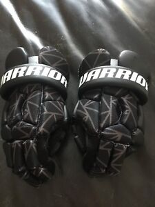 Warrior Lacrosse Gloves Youth
