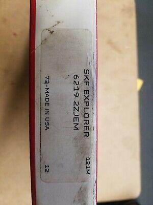 Skf Explorer 6219 2zjem Ball Bearing