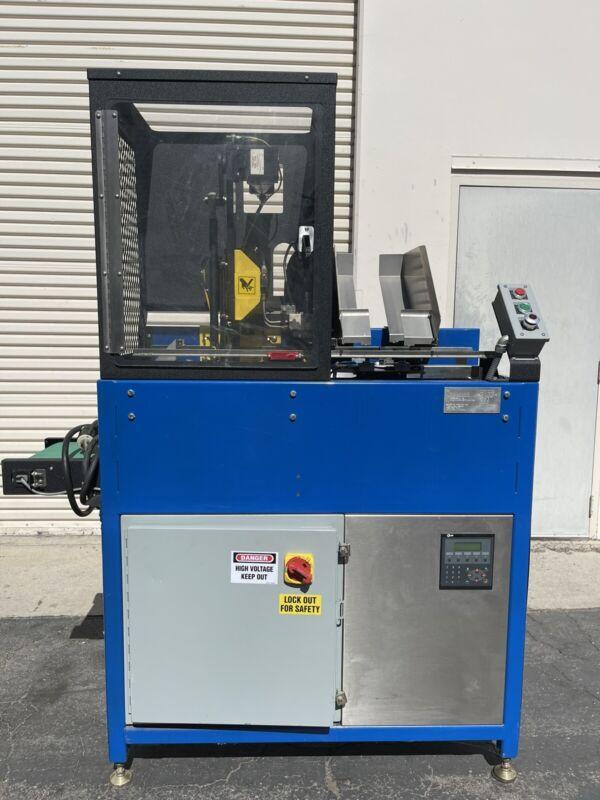 Display Box / Case Erector / Tray Former w/ Nordson ProBlue 4 Hot Melt Sealer