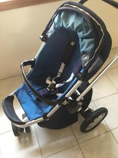 Quinny Buzz pram stroller