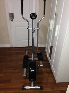 Elliptical Trainer by NRG Fitness.