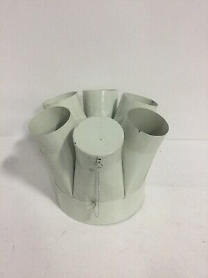 Industrial Woodworking Dust Collection 6 Port Adapter