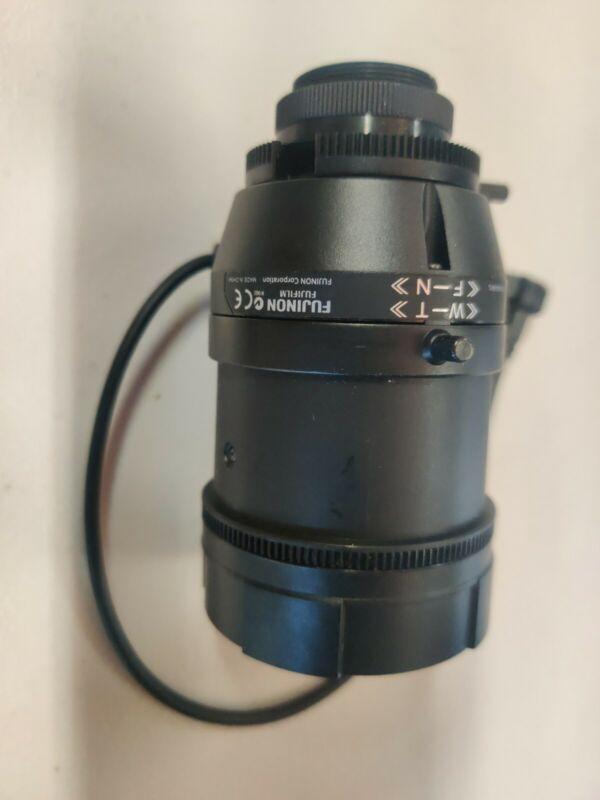 Fujinon DV10x8SA-SA1L 3 million pixel traffic lens f=8-80mm/F1.4