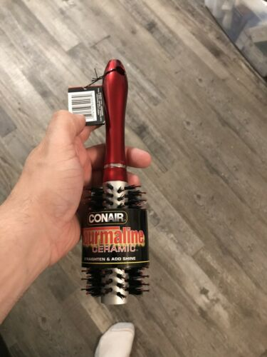 Conair Tourmaline Brush, Red, Large