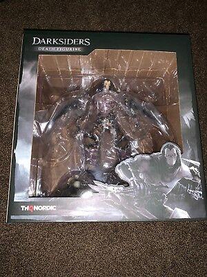 """Darksiders III 3 Apocalypse Edition Death Figurine 10"""" only  comprar usado  Enviando para Brazil"""