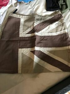 Boden Union Jack mini skirt - UK10R (US6-8)