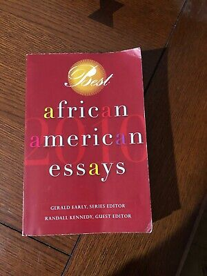 Best African American Essays 2010 by Chris Abani and Dorothy Sterling (Best African American Essays)