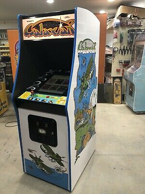 New Galaxian Arcade Machine, Upgraded