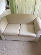 Two seater lounge for sale Grasmere Camden Area Preview