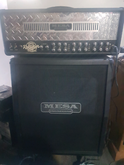 Mesa Boogie Dual Rectifier with Twin Cab (2 x 12)