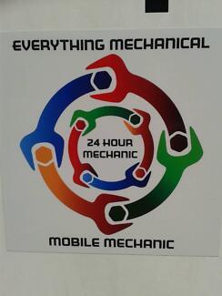 Everything Mechanical Mobile Mechanic Parramatta Park Cairns City Preview