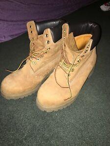 Timberlands Men's size 9 South Yarra Stonnington Area Preview