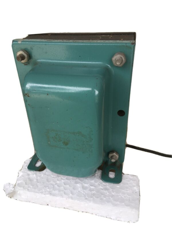 Vintage Tube Audio Amplifier Power Transformer 600VCT + 12V +