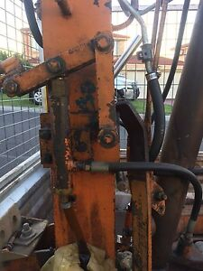 Crane  hoist  25 ton urgant sale Prestons Liverpool Area Preview