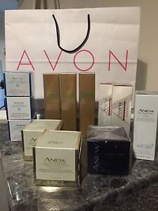 Avon Anew Collection