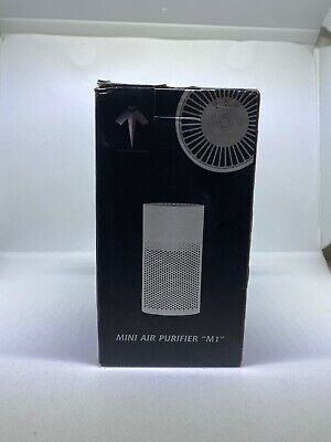 3 In 1 Mini Air Purifier With Filter - Portable Quiet Home or Car