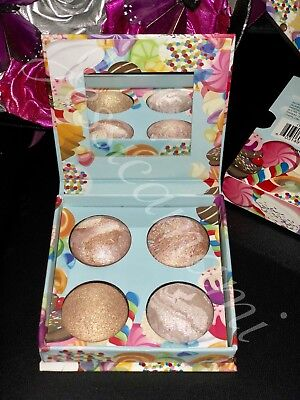 baked Pops Highlighter Palette - 4 Shades Highlighters *NEW* Beauty Creations
