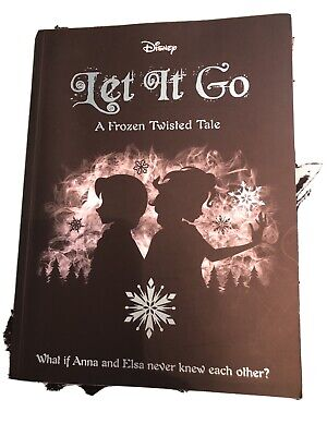 Disney Twisted Tales: Frozen - Let It Go by Igloo Books (2019, Paperback)