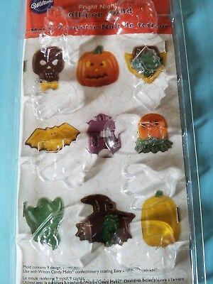 2 Wilton Halloween  Pops Candy  - Halloween Candy Pops