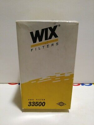 Fuel Filter 33500 Wix