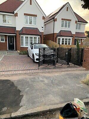 AUTOMATIC DRIVEWAY FOLDING GATE-BESPOKE!!!