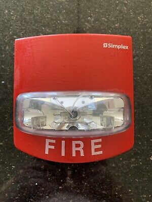 Nice Simplex Fire Strobe Lightalerm