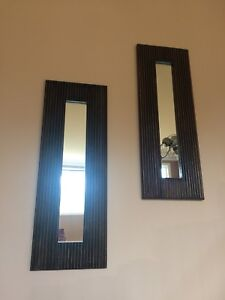 Pier One Set of Two Accent Mirrors