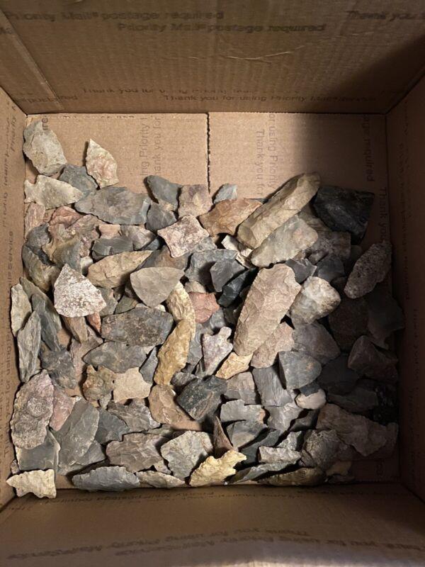 arrowheads authentic READ DESCRIPTION