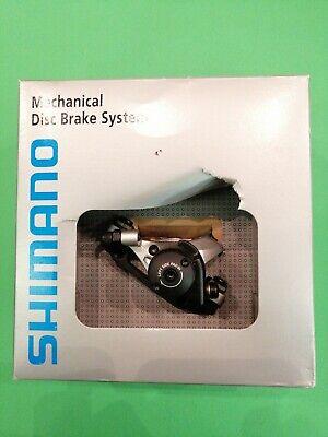 Freno disco meccanico Shimano mechanical disc brake CL 160 RT62 + BR-R505...
