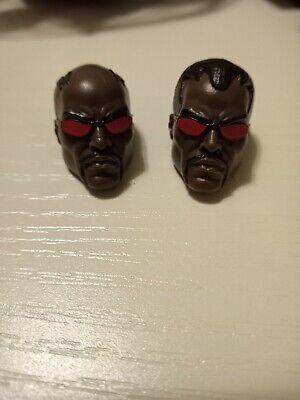 Marvel Legends Hasbro Man Thing  BAF wave 2 BLADE Heads