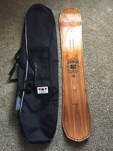 Arbor board and bag