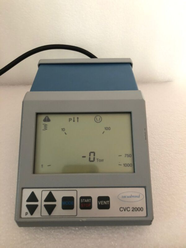 Vacuubrand CVC 2000Vacuum Pump Controller,