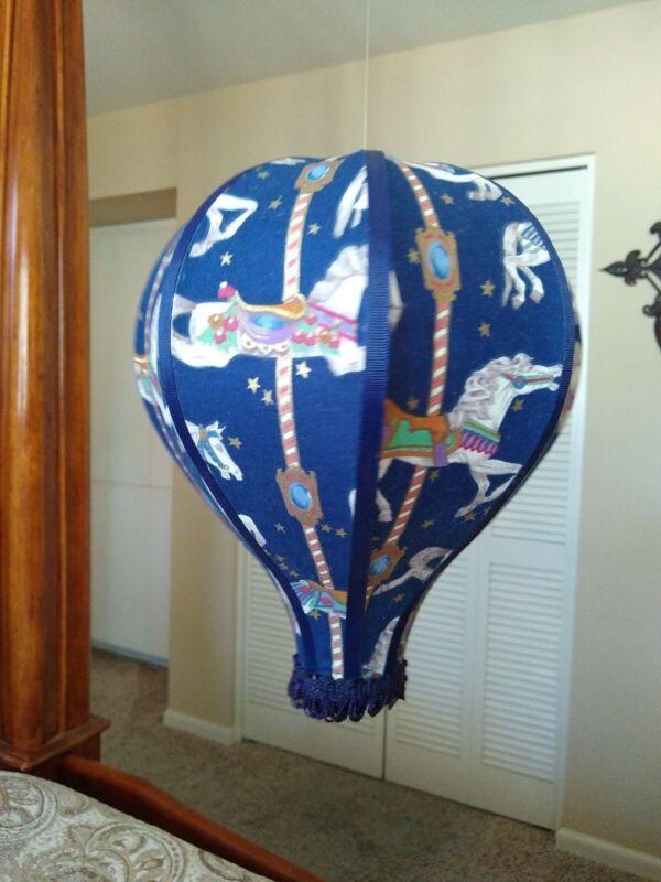 Schlegal Ballon-a-tics 1983 Carousel Horse Themed