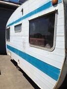 Vintage Franklin 16ft Caravan. Good for spare room or project Korumburra South Gippsland Preview