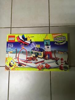 Lego 4982 spongebob squarepants mrs puffs boating school