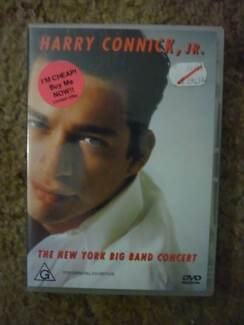 Harry Connick Jr - The New York Big band Concert DVD Panorama Mitcham Area Preview