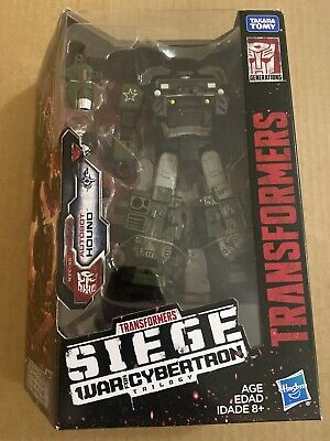 "Transformers Siege - War For Cybertron: ""AUTOBOT HOUND"",  Deluxe Class, 2019 NEW"