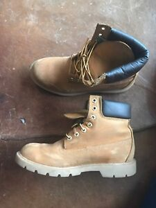 $120 OBO Used Tan Size 7.5 Men's Timberland Winter Boots