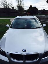 2006 Bmw 320i 1 owner 1 yr Rego ,rwc ,low kms ,full serv-$13900 Endeavour Hills Casey Area Preview