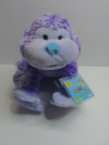 "Webkinz Sugar Plum Cheeky Monkey Stuffed Plush Animal (HM497) ""New With Tag"""