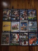 23 PS2 Games and 3 PS3 Games Merewether Newcastle Area Preview